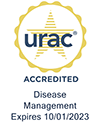 URAC AccreditationSeal -  Website